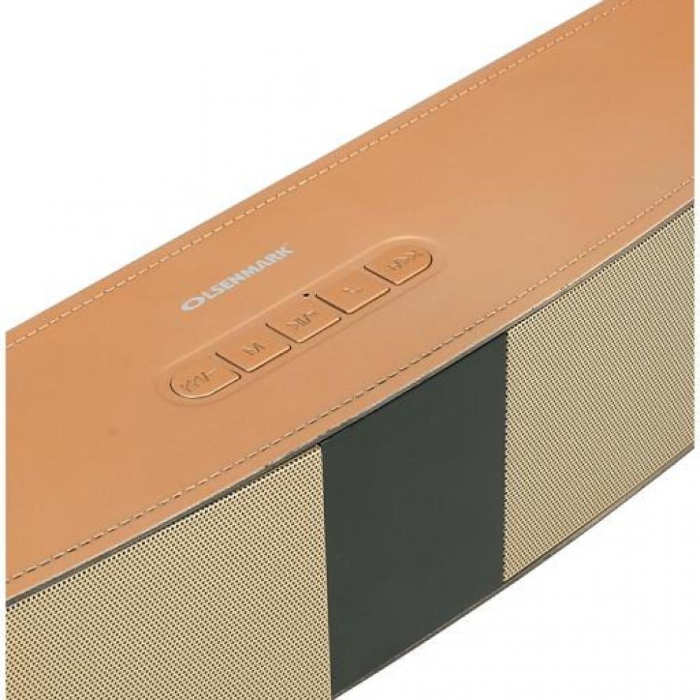سماعة محمولة أولسين مارك OlsenMark OMMS1207 Portable SPEAKER