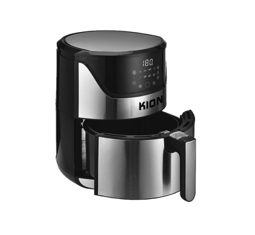 قلايه هوائيه كيون 6 لتر ديجتل 1800 واط  KION Digital Air Fryer KHD 505