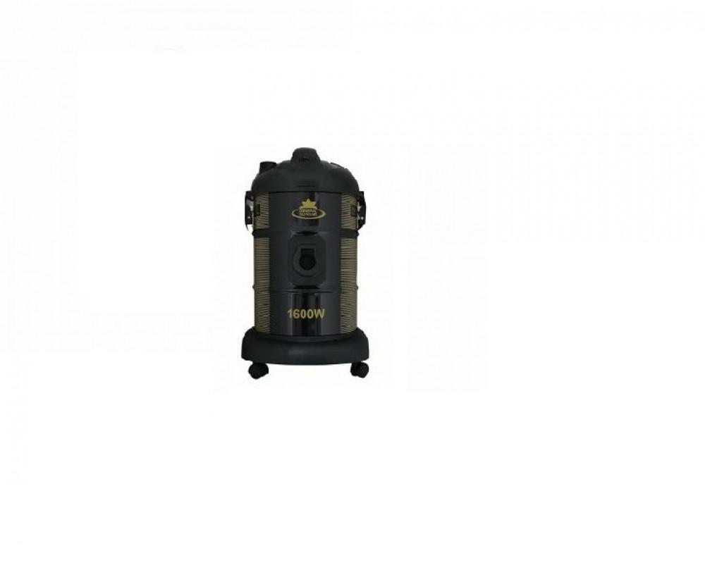 مكنسة برميل 1600واط جنرال سوبريم General Supreme Vacuum Cleaner GSV23