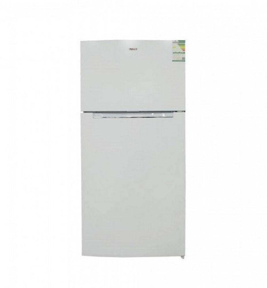 ثلاجة فالكون بابين لون ابيض FALCON FLM538 Refrigerator