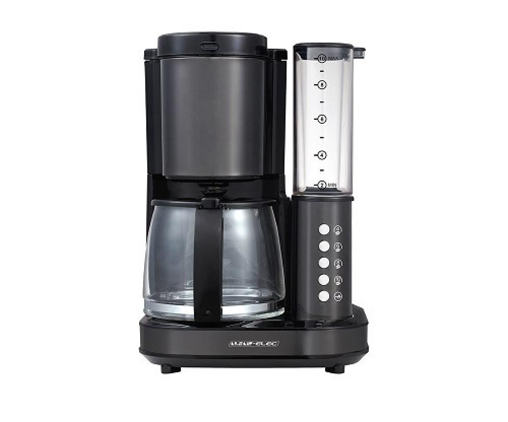 محضره قهوه ومطحنه 10 اكواب Electric Fresh Coffee With Grinding E03413