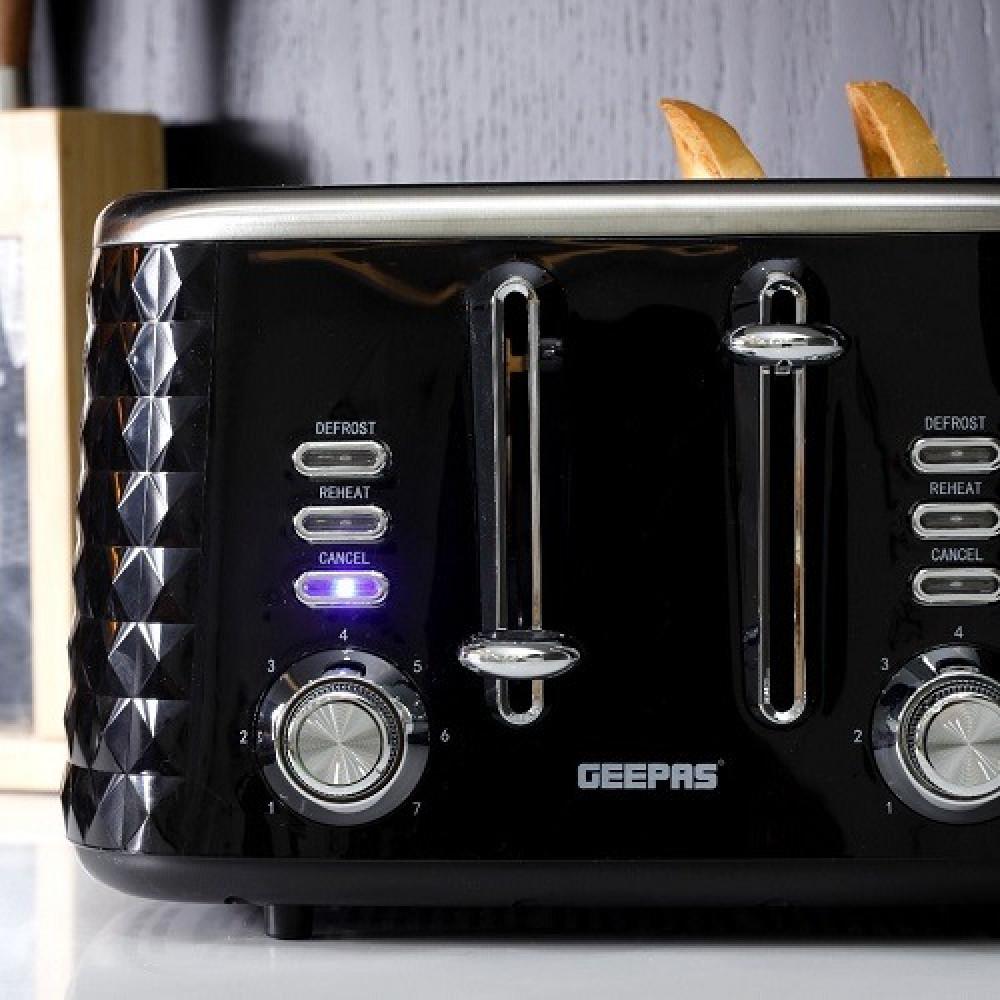 حماصة خبز 4 فتحات جيباس Geepas GBT36537