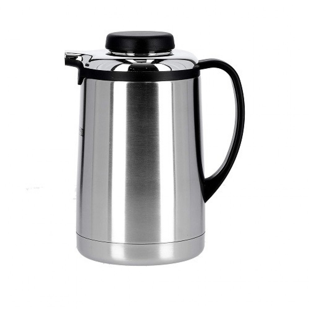 حافظه شاي وقهوه رويال فورد 1 لتر Royalford Stainless steel RF6894 Vacu