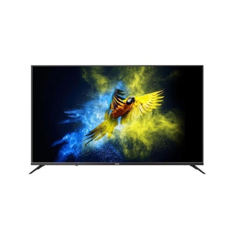 شاشة سمارت هاير 55 بوصه مع رسيفر مدمج Haier Smart TV 55 inch LE55U6900