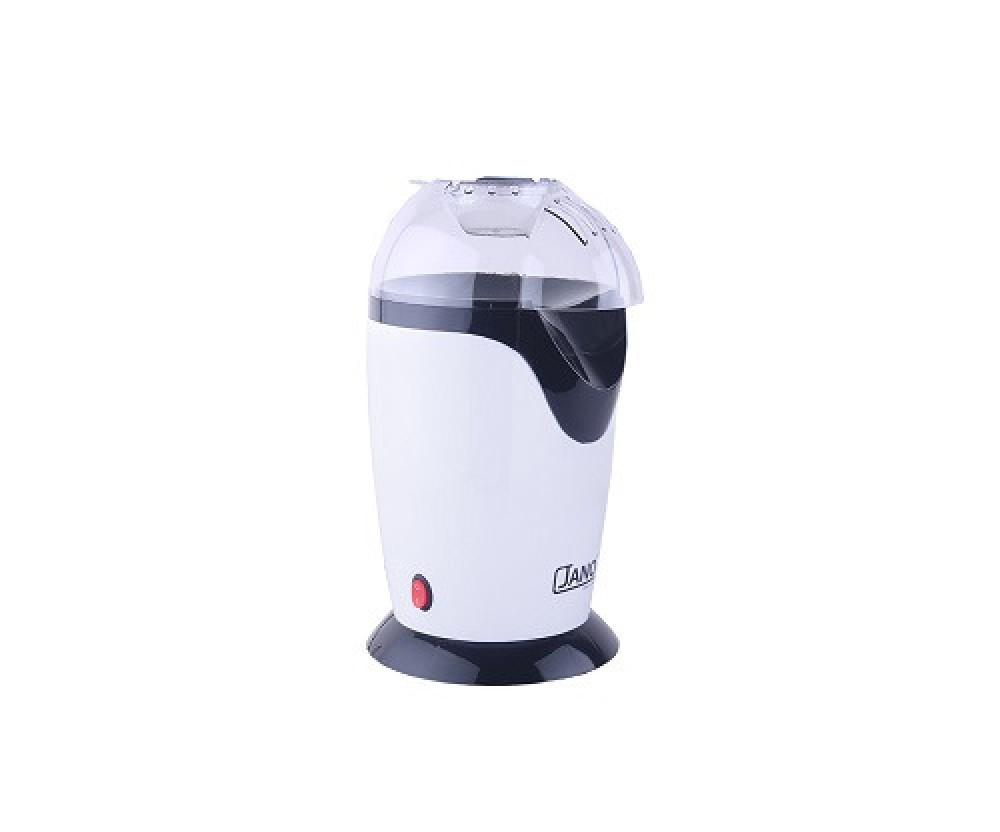 محضر فشار جانو لون ابيض 1200 واط مقاس كبير JANO Popcorn Maker E02301