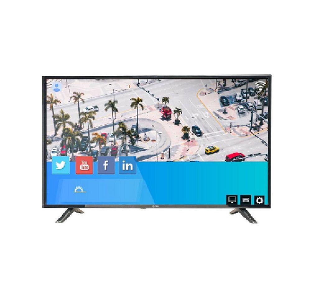 شاشة جي تن 65 بوصه سمارت فور كي G-Ten GT65UHDS Inch 4K Smart LED TV