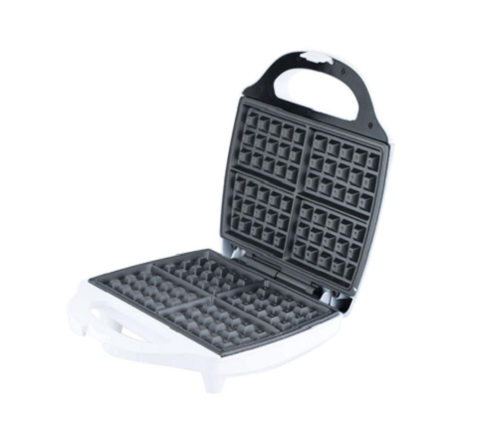 صانعه وافل جانو شكل مربع 4 قطع 900 واط Waffle Maker JN1366
