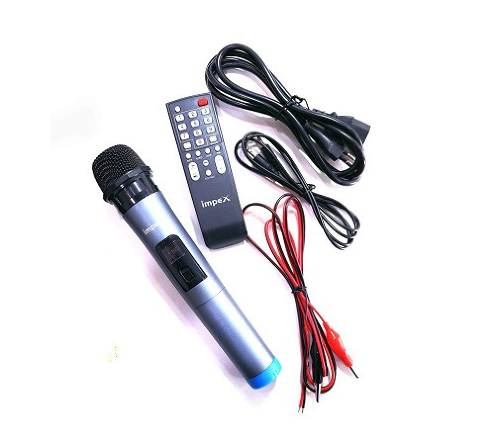 مكبر صوت محمول متعدد الوسائط امبكس Impex ST-80AN Multimedia Portable T