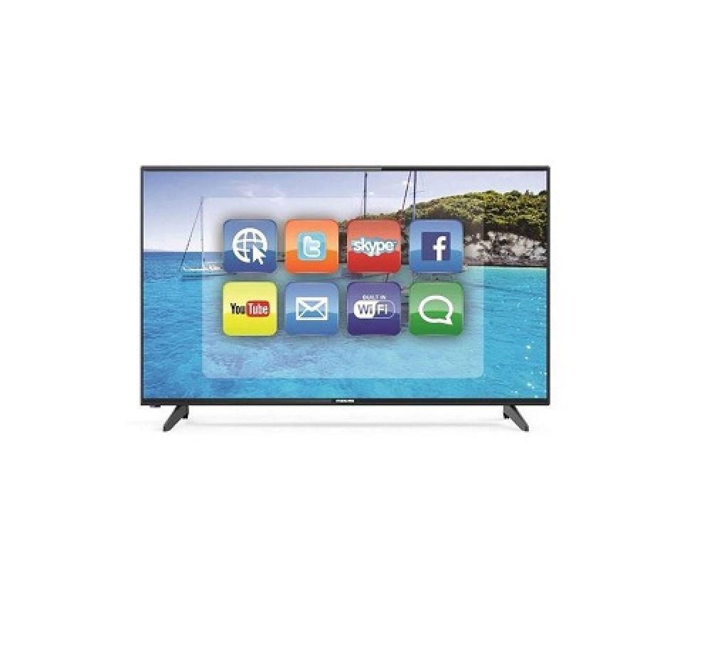شاشه نيكاي سمارت 43 بوصه Nikai 43 Inch TV Smart Full HD LED - NTV4300S