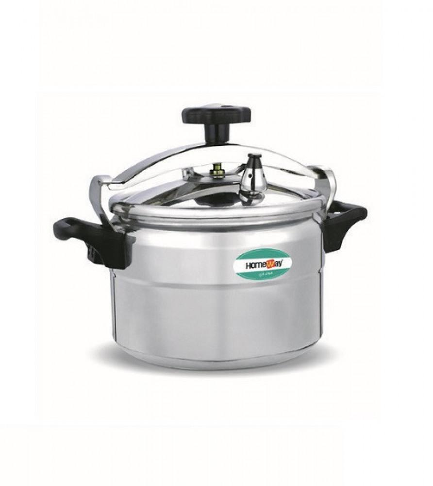 قدر ضغط ستانلس ستيل هوم واي 9 لتر Homeway Pressure Cooker HW6601