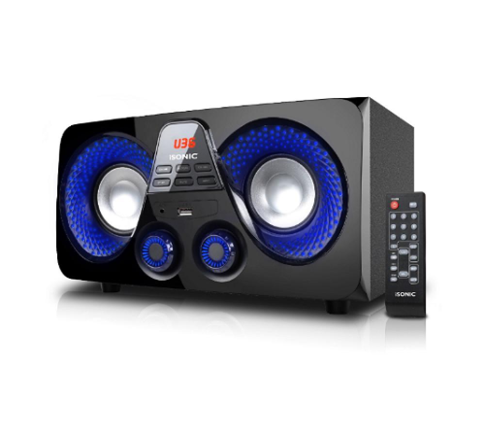 نظام صوت هاي فاي مدمج iSonic Hifi Sound System IS 467