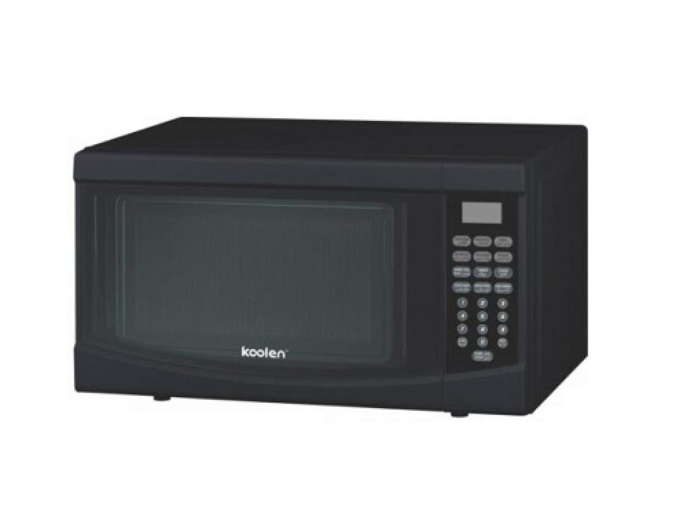 ميكرويف كولين 20 لتر لون اسود ديجيتال KOOLEN Microwave 802100003