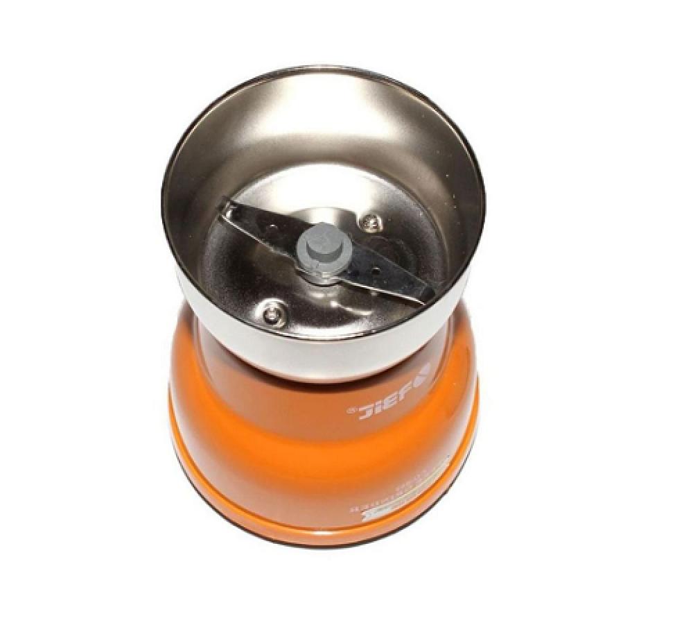 مطحنه السيف 60 جرام 160واط لون برتقالي Alsaif Coffee Grinder S64
