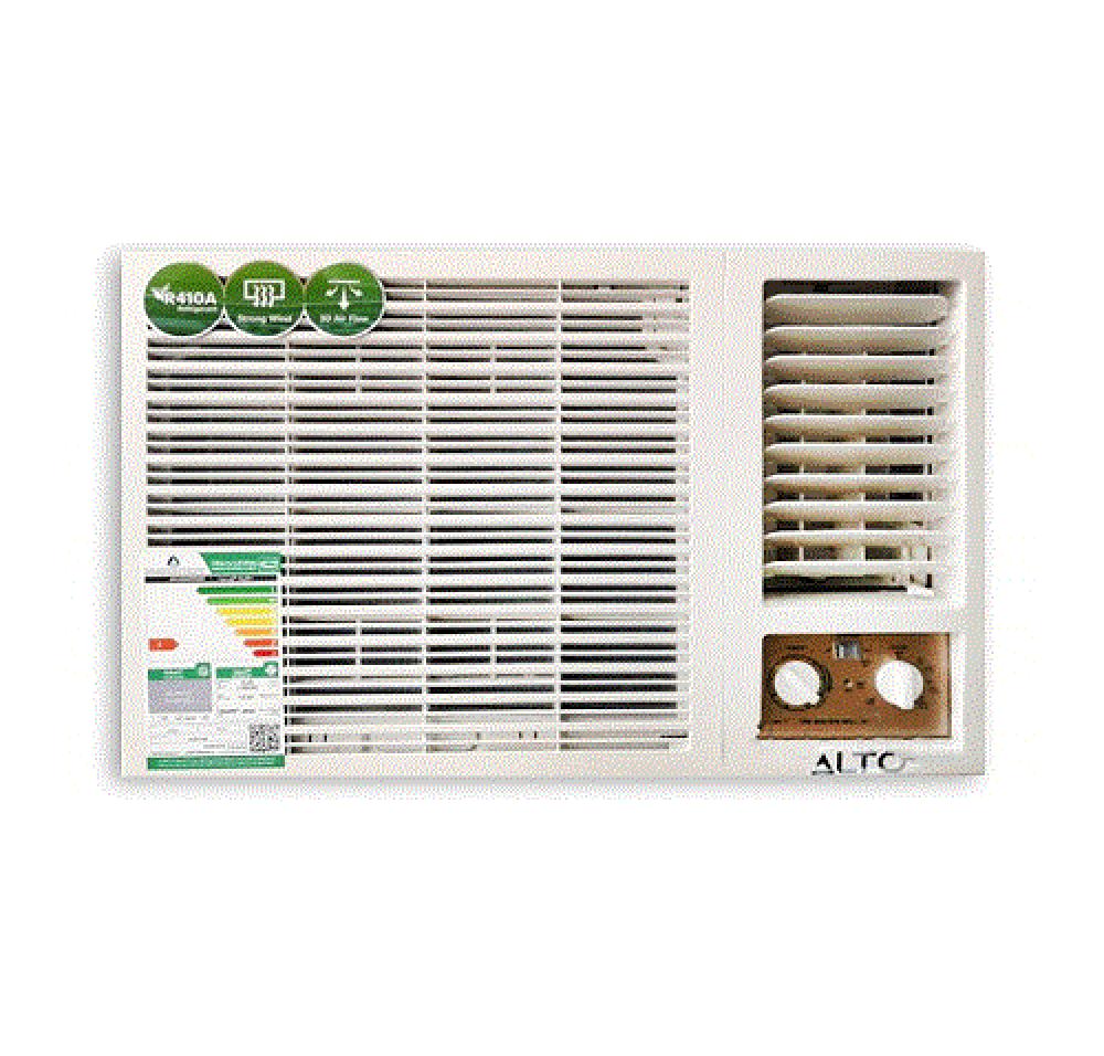 مكيف شباك التو 20000 وحده بارد ALTO Window AC AA25T10R