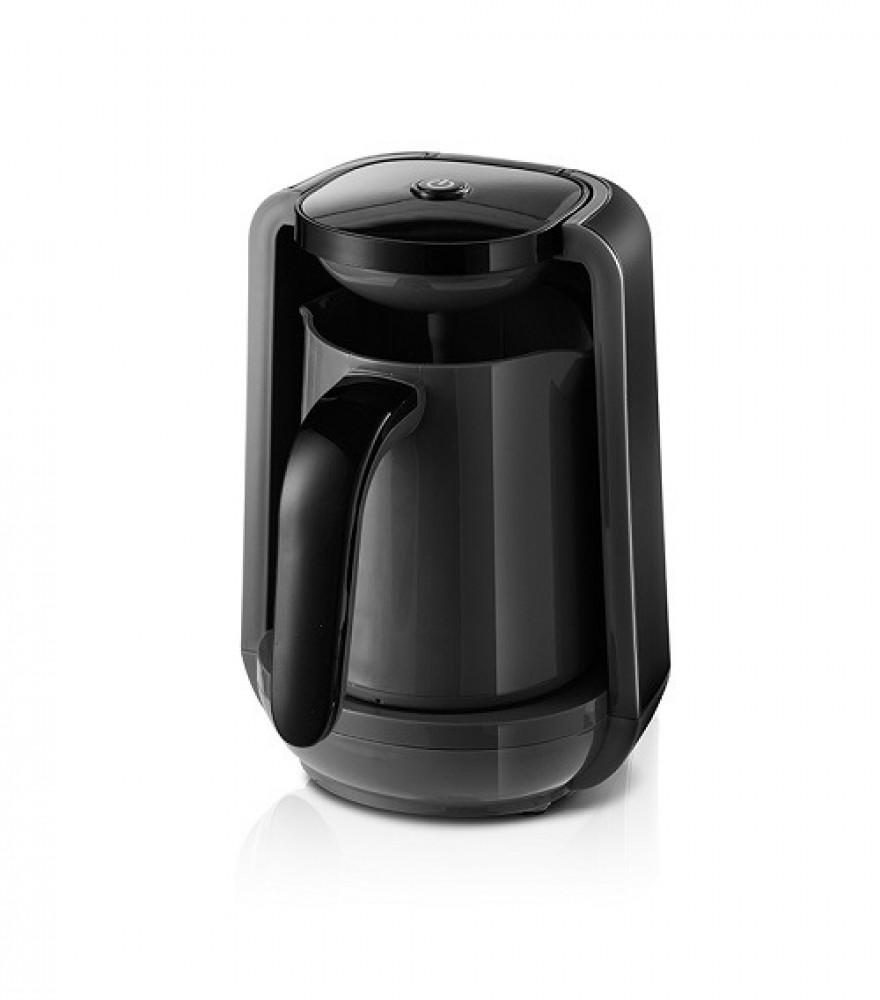 صانعه قهوه تركيه لون اسود ورصاصي 480 واط E03423
