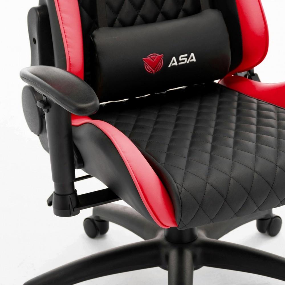 كرسي ASA للألعاب احمر منتج1542