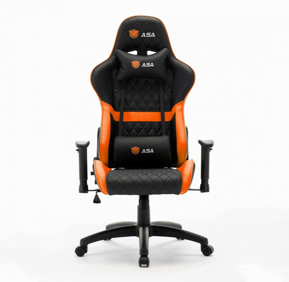 كرسي ASA للألعاب برتقالي منتج1542