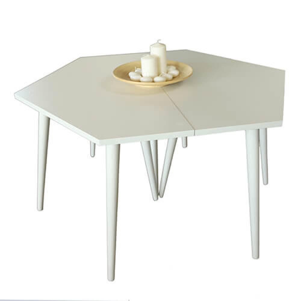 صور طاولات قهوه طاولة القهوة خشب ابيض موديل سيفا