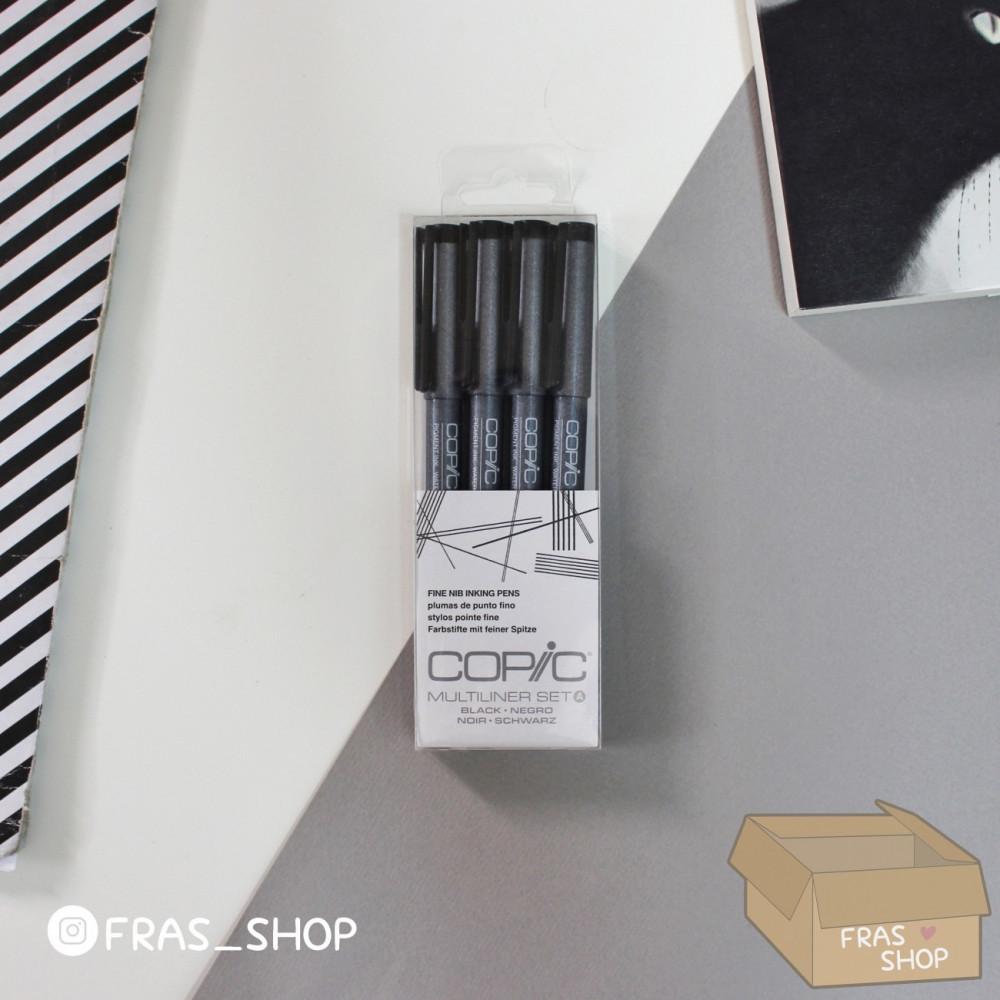 اقلام كوبيك للتحديد 4 أقلام