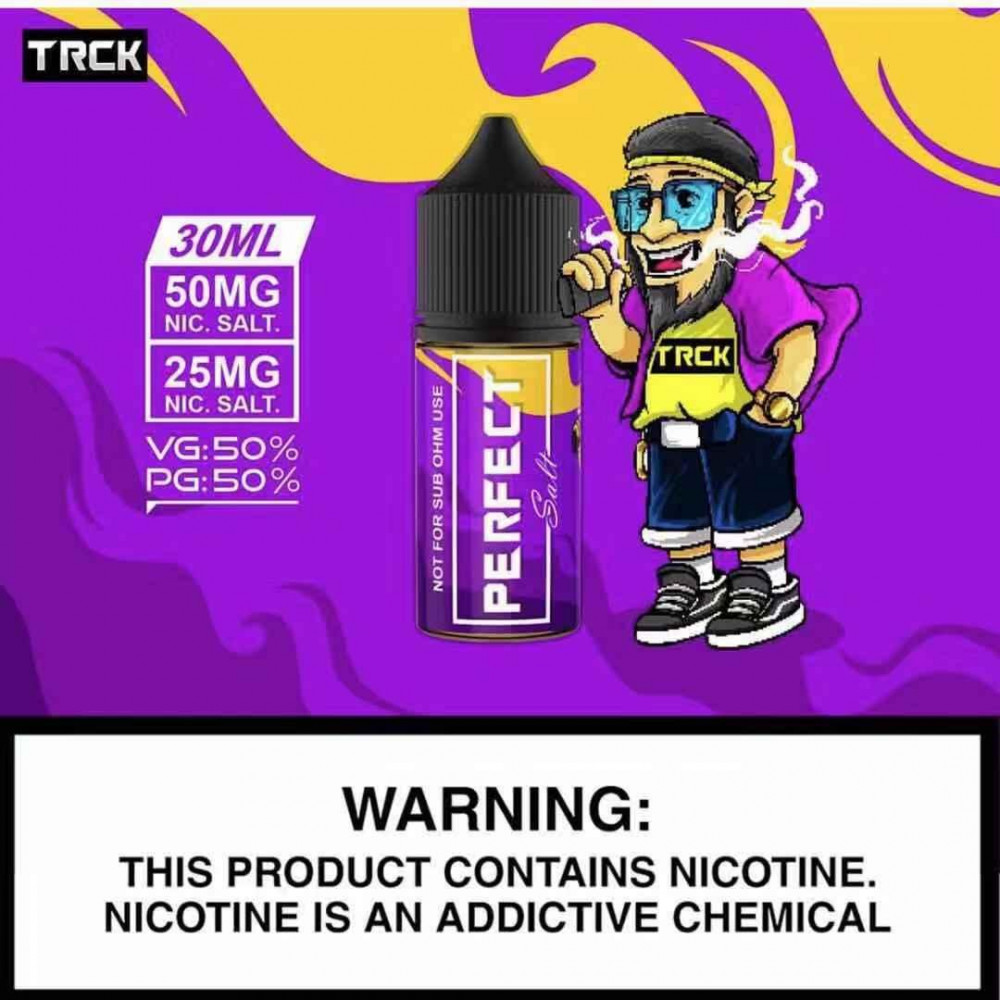 Perfect Trck- Salt Nicotine