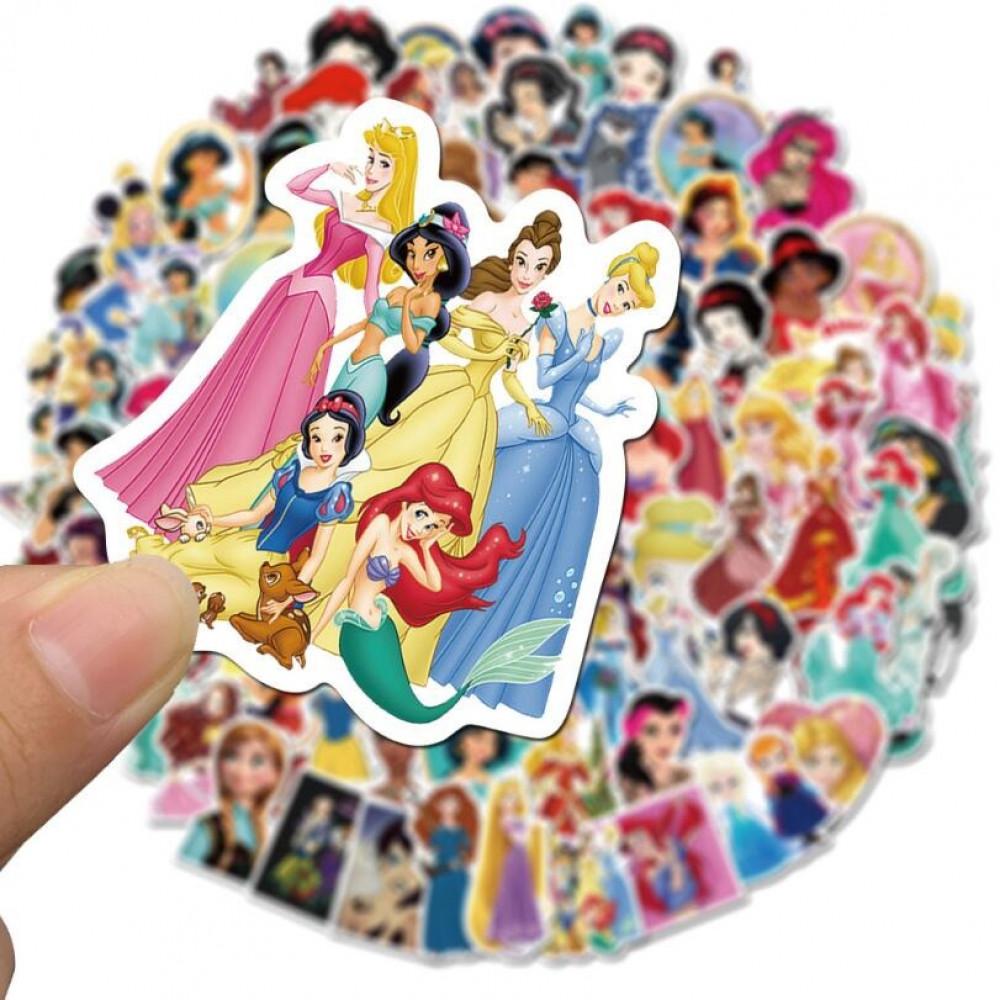 مجموعة ستيكرات أميرات ديزني أولا ستور Hola Store