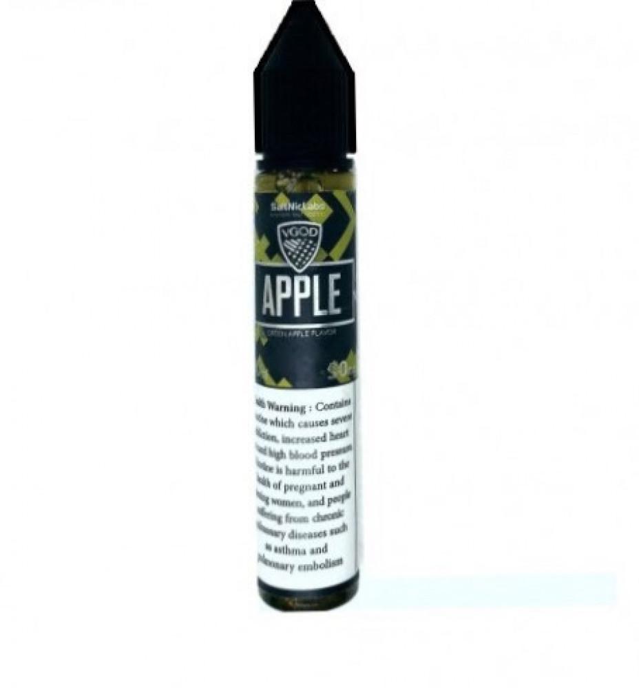نكهة فيب فيقود نكهة التفاح بالنعناع المنعشة VGOD APPLE MINT