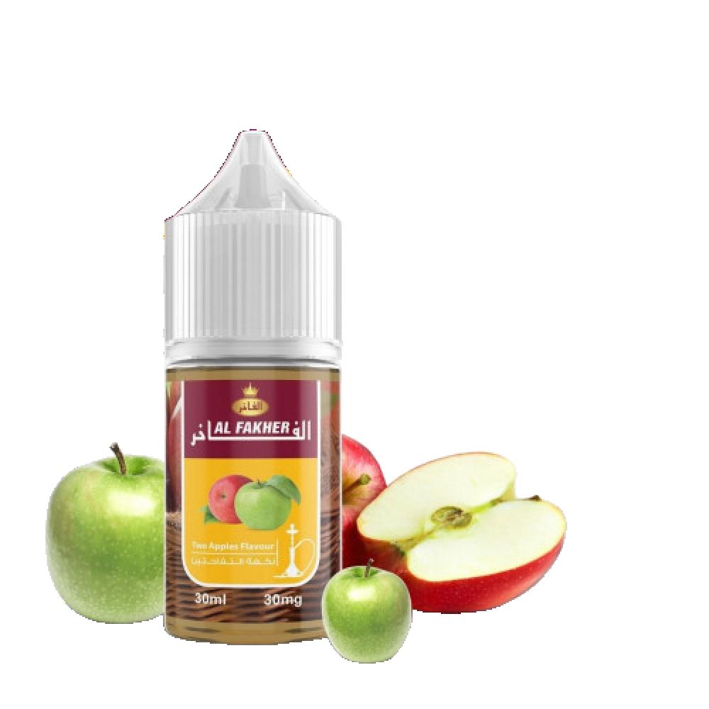 نكهة فيب تفاحتين من الفاخر 30 مل Al Fakher Two Apples