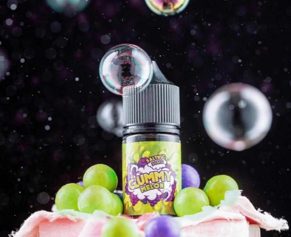 نكهة فيب جامي ميلون حلوى البطيخ و العنب 30 مل GUMMY MELON