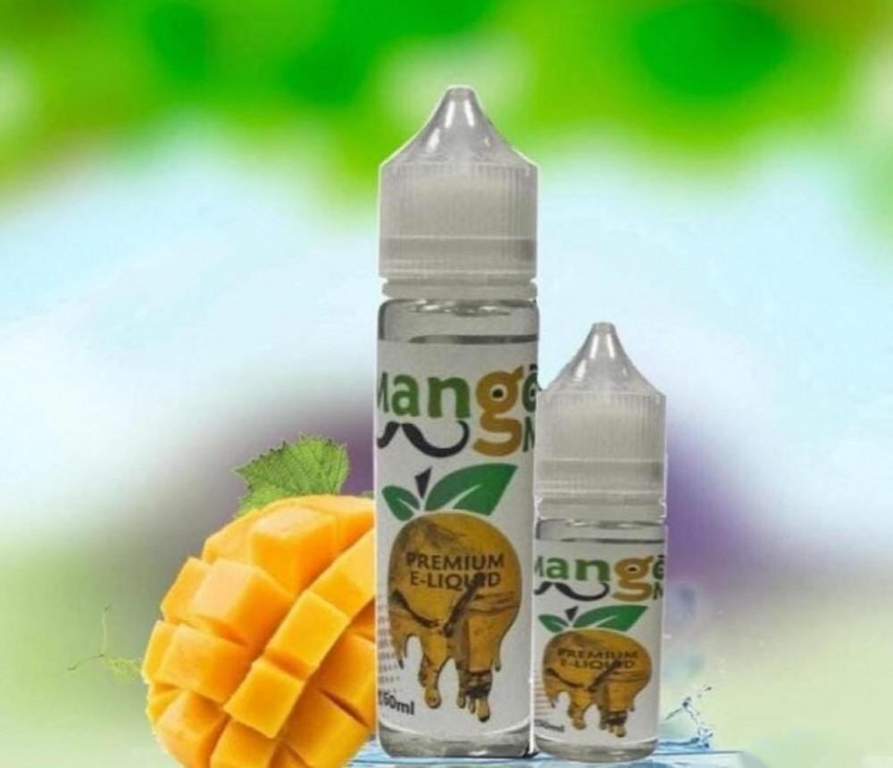 نكهة فيب مانجو مان آيس البارده 60 مل 3 نيكوتين Mango Man