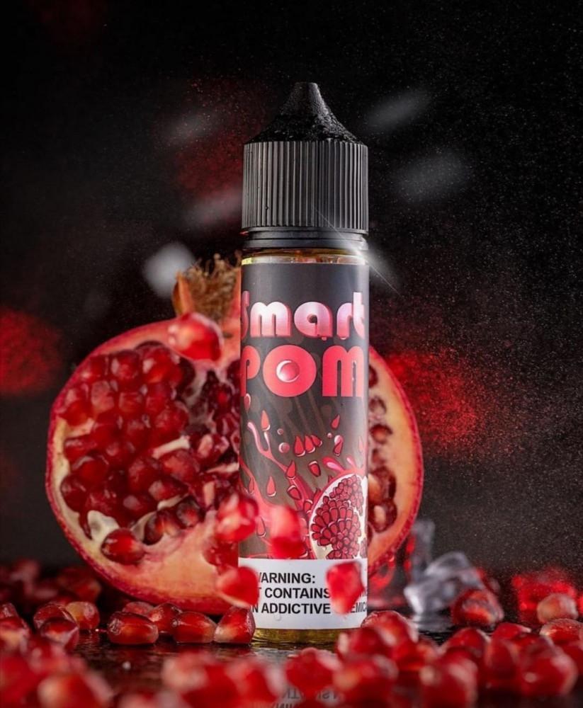 نكهة فيب سمارت بوم رمان حالي Smart Pom Pomegranate