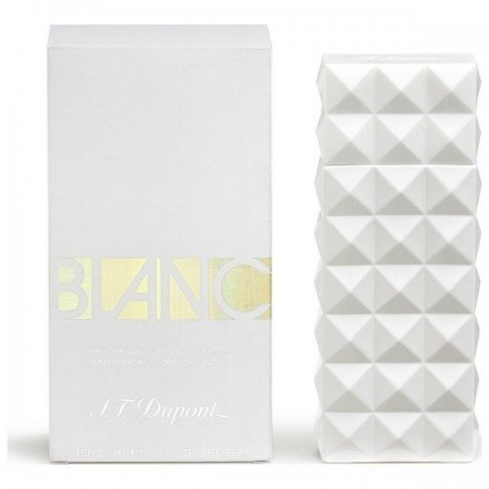 S T  Dupont Blanc Eau de Parfum 100ml خبير العطور