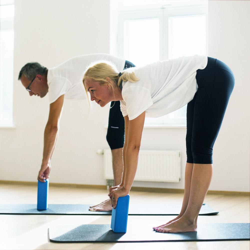 حصيرة يوغا بساط اليوقا مانع الانزلاق مستلزمات اليوغا أفضل التمارين