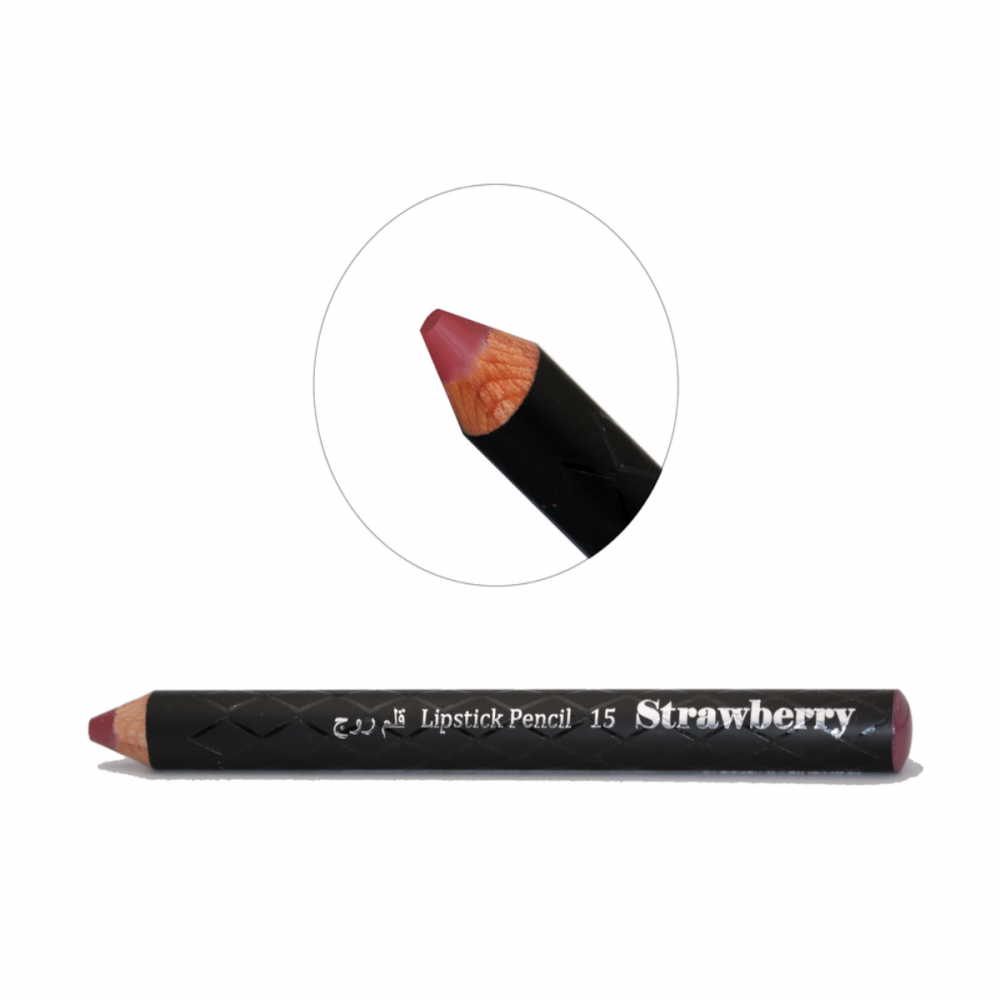 Strawberry Lipstick Pencil No-15