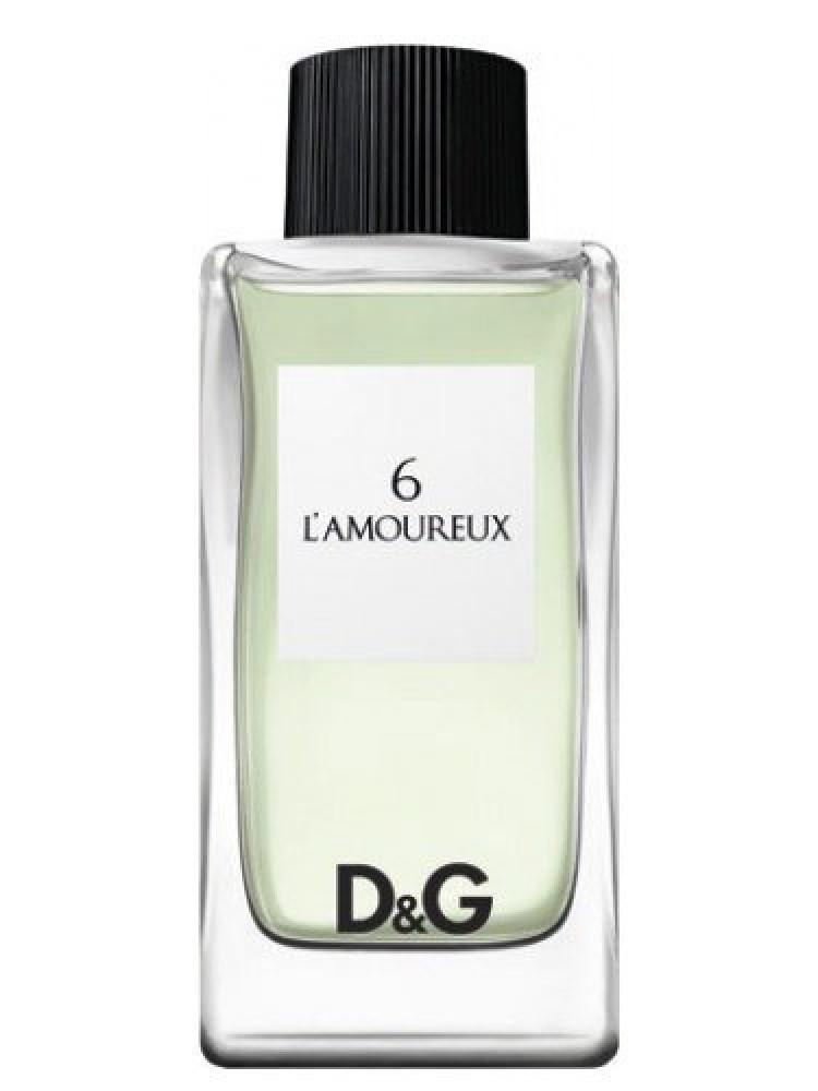 DG Anthology L amoureux 6 by Dolce Gabbana For Unsix Eau de Toilett
