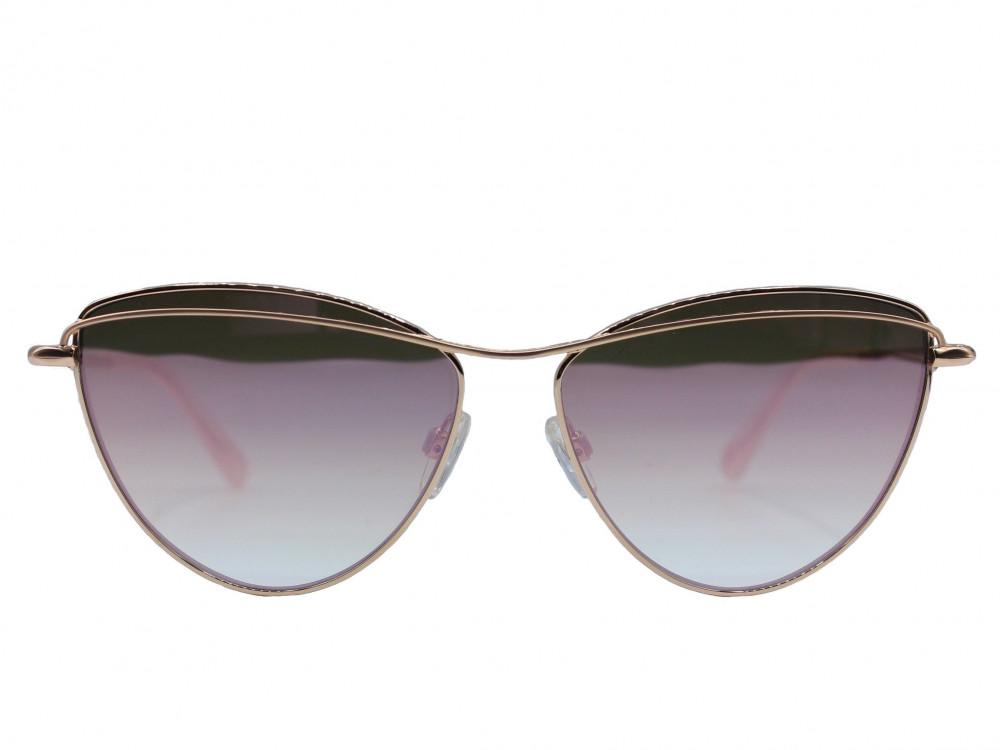 نظارة شمسية ماركة TED BAKERنسائية لون العدسة روز قولد والإطار روز قولد