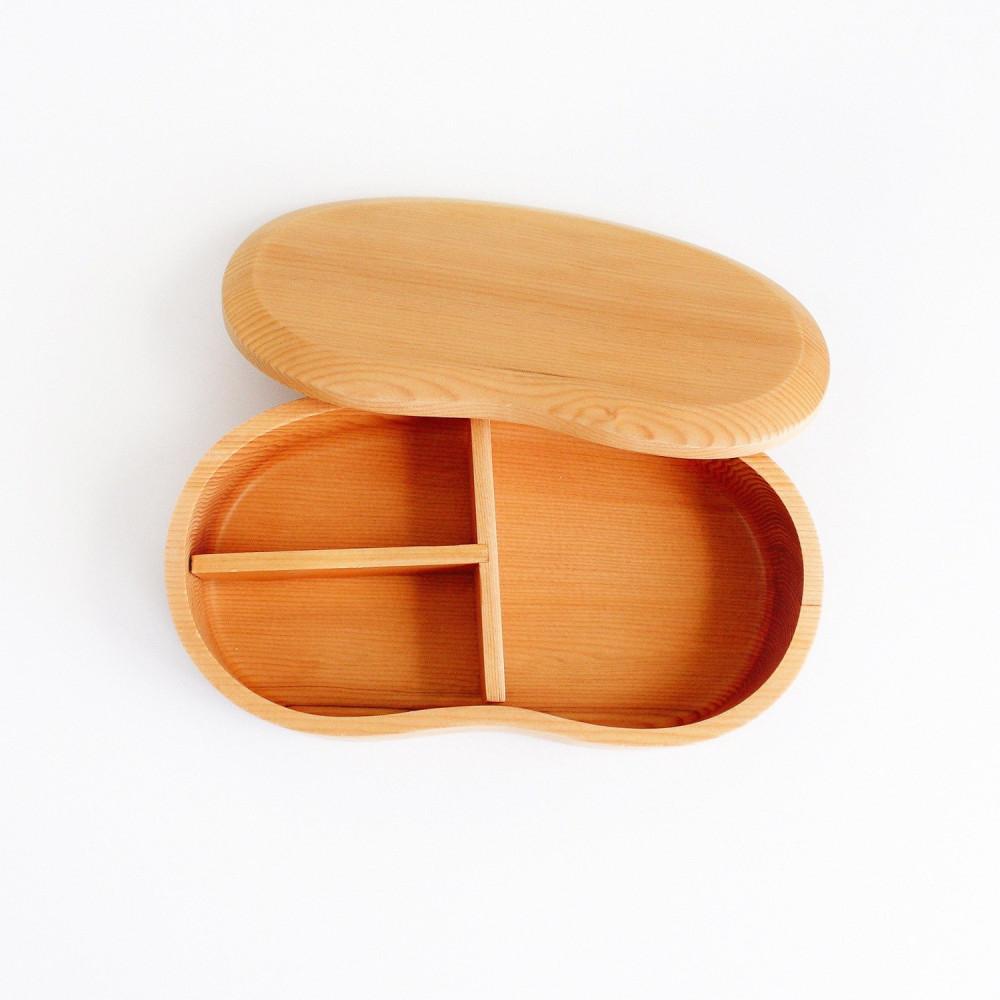 لانش بوكس خشب صندوق بينتو انمي مانجا صندوق غداء ياباني حافظة طعام متجر