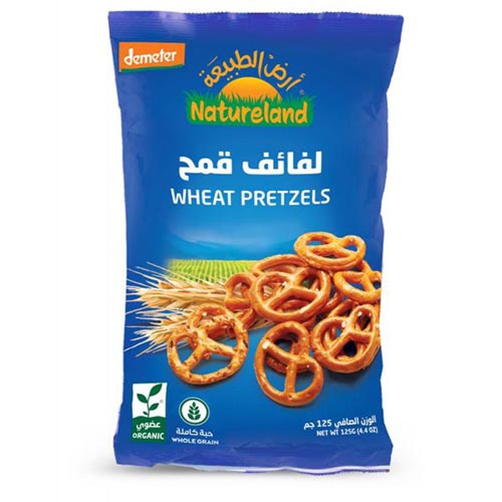 لفائف بسكويت القمح الكامل 125 جرام