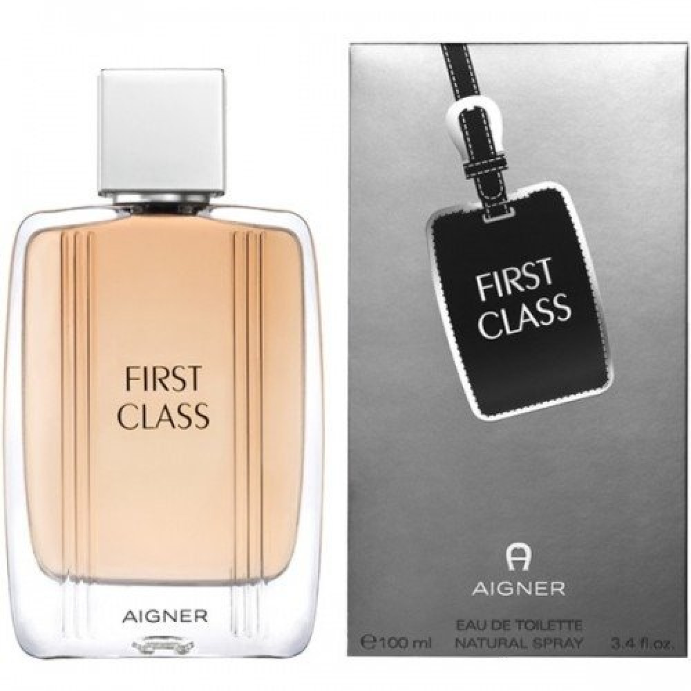 Aigner First Class Eau de Toilette 100ml خبير العطور