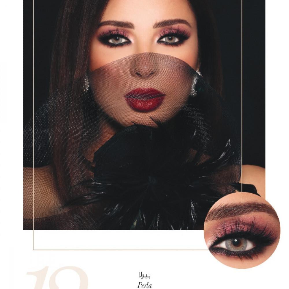 عدسات اديرا ADERRA contact lenses