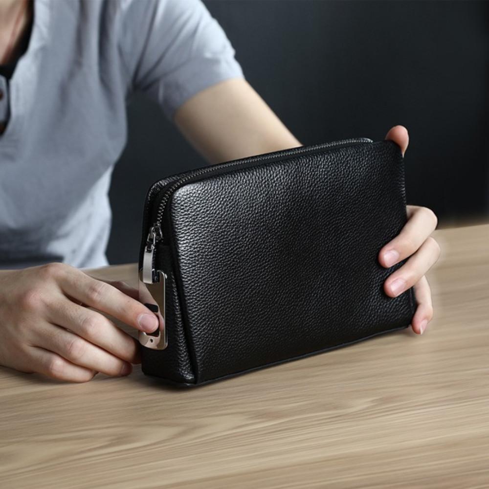 حقيبة شنطة يد ذكية تعمل بالبصمة
