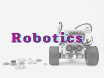 الروبوتات وسيارات التحكم