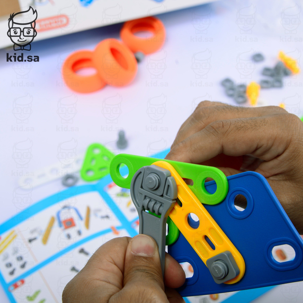العاب تركيب بلاستيك للاطفال