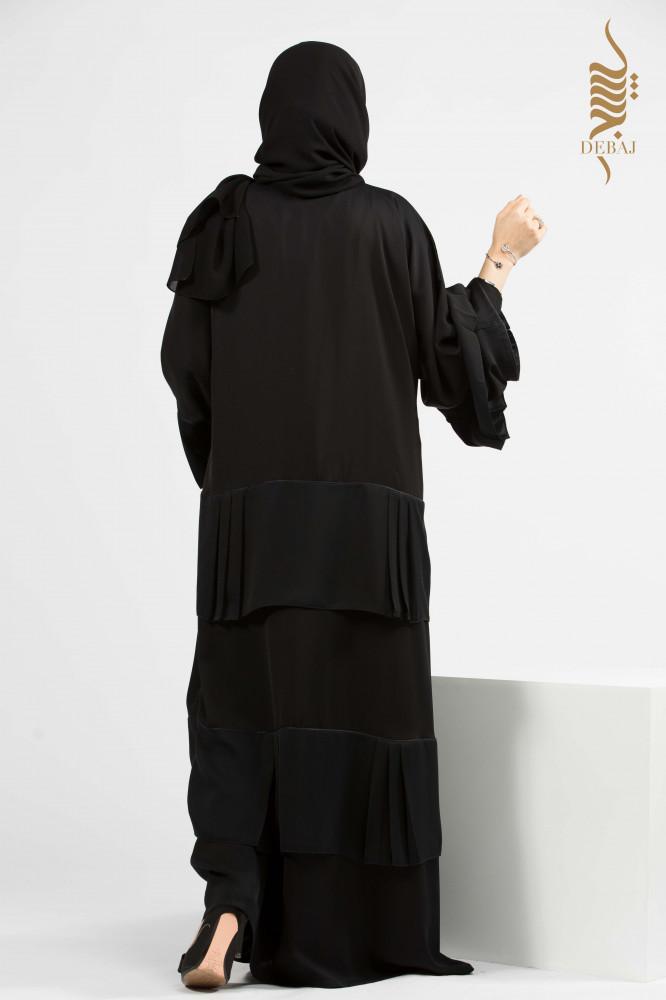 عباية ندا الحرير من ديباج