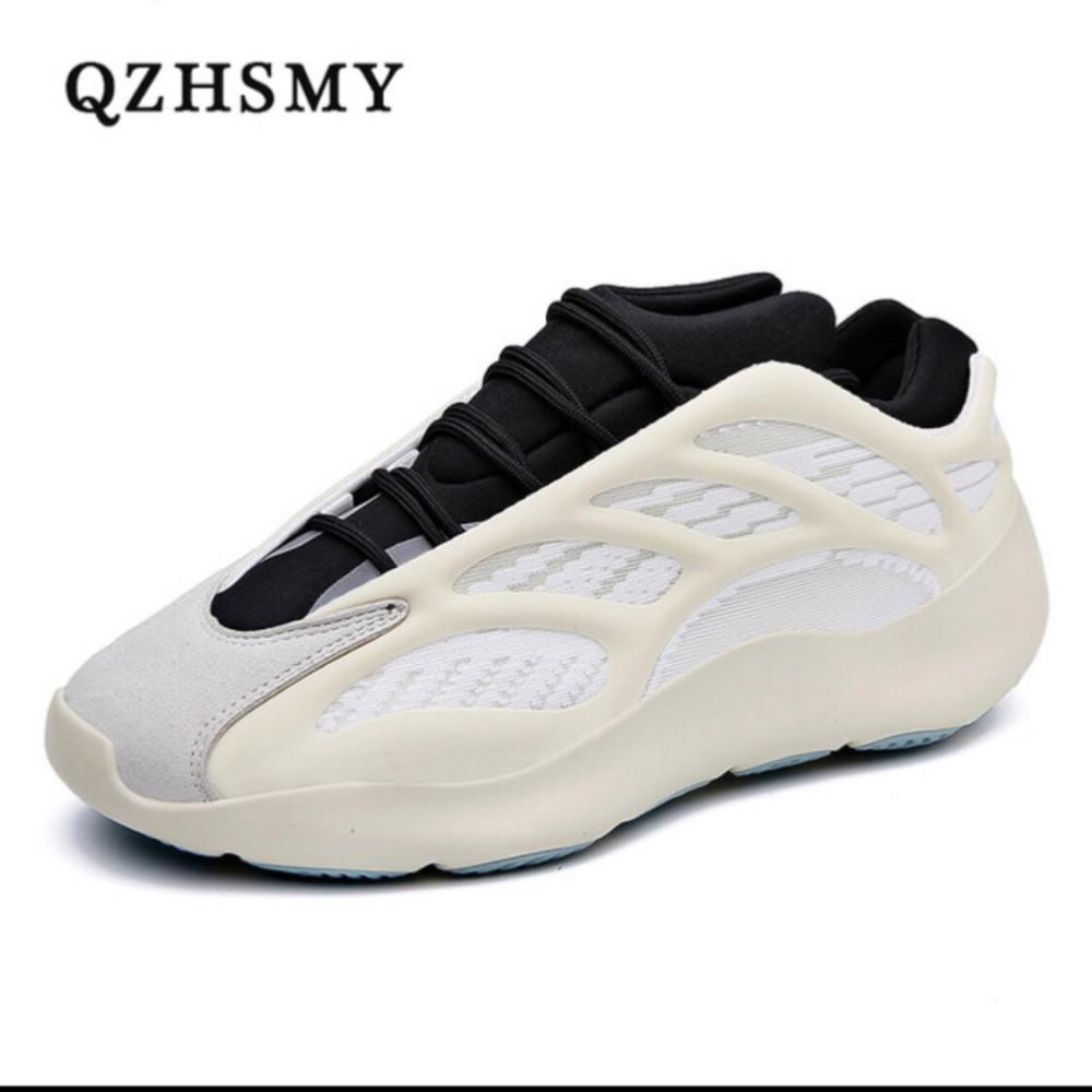 حذاء أبيض
