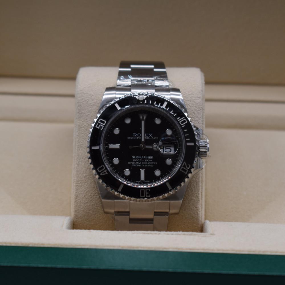 Rolex Submariner Date Watch Oystersteel - M116610LN-0001