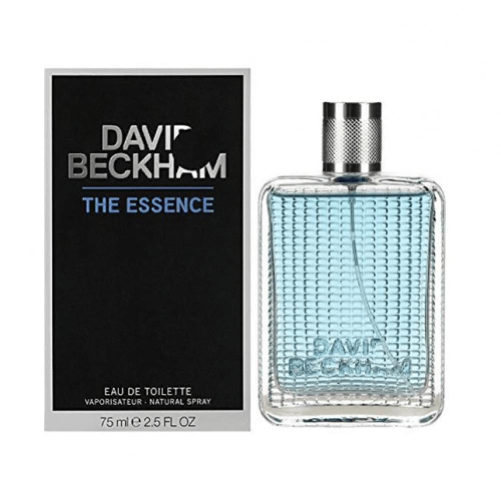 David Beckham The Essence Eau de Toilette 75ml متجر خبير العطور