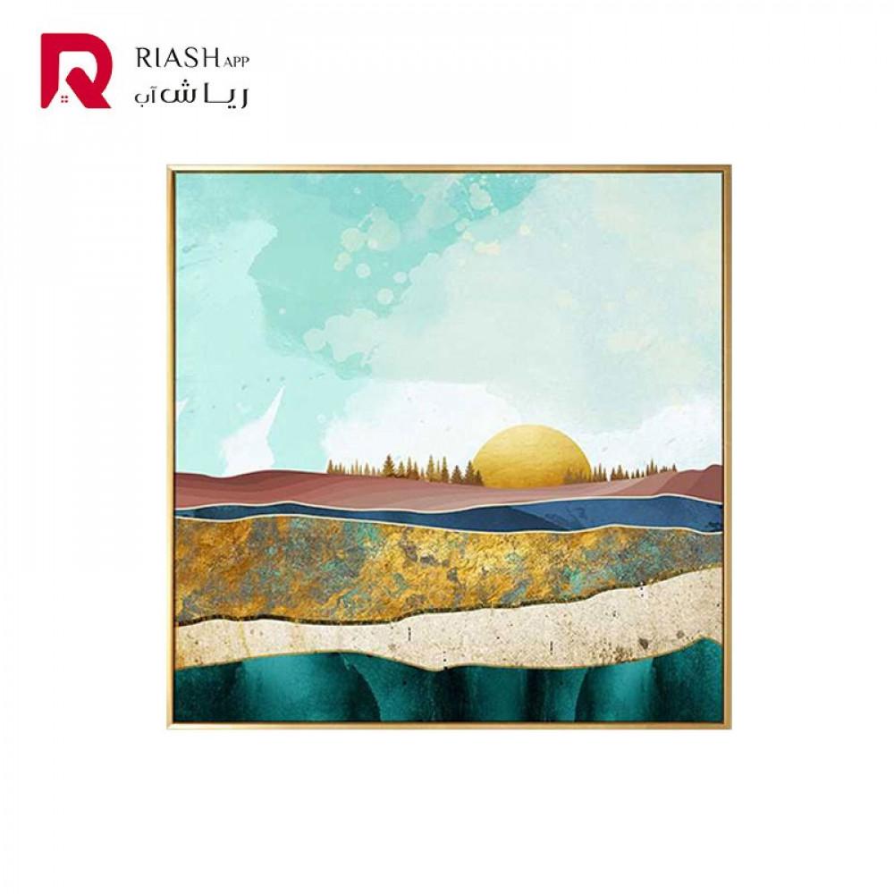 ديكور رياش اب لوحات
