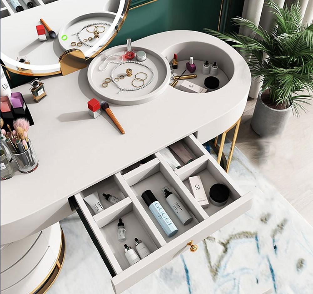 تسريحة طاولة تزيين غرف نوم