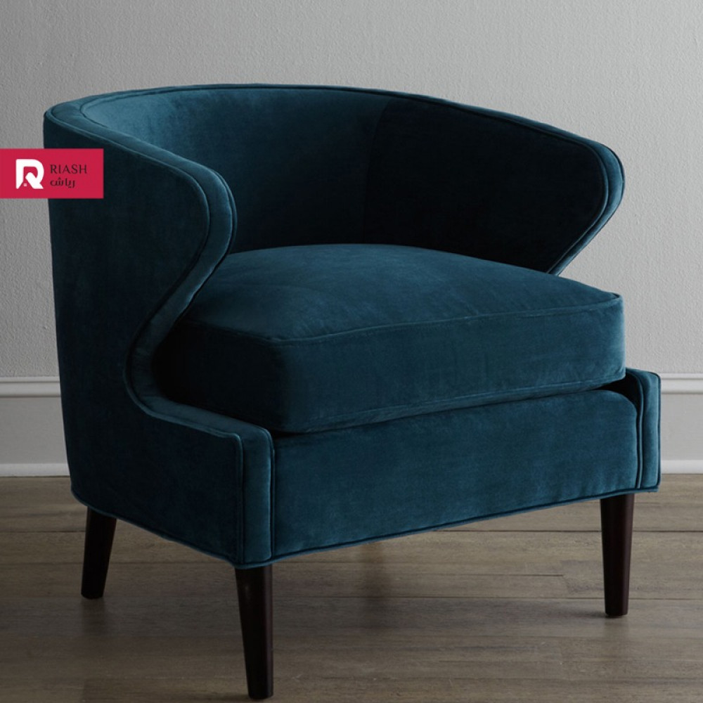 اثاث منزلي كرسي مفرد كرسي استرخاء من رياش آب