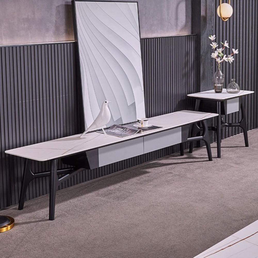 طاولة تلفزيون اثاث رياش اب غرفة معيشة